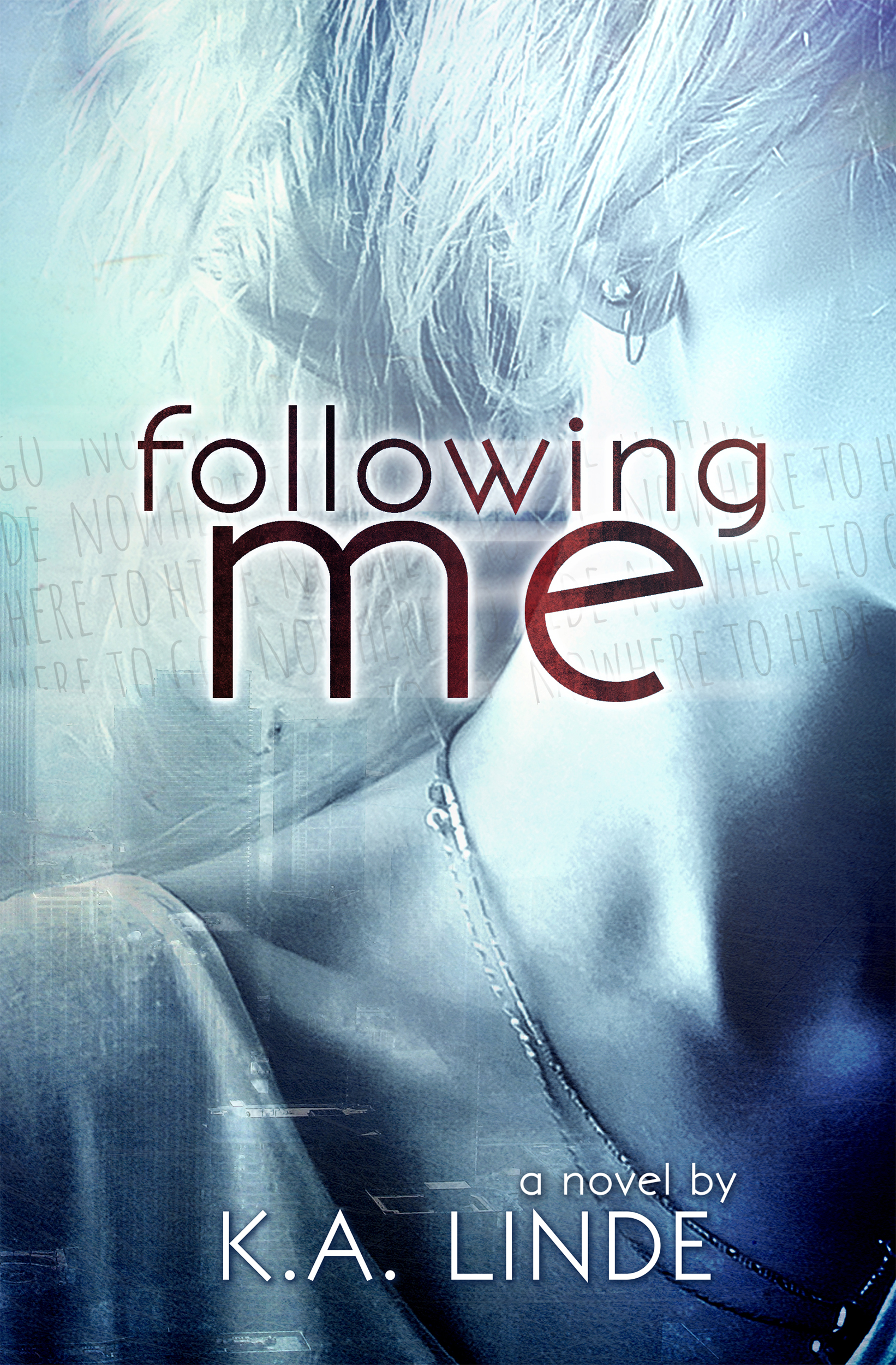 Following Me Amazon GR Smashwords